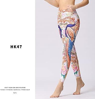 JIALELE Pantalon Yoga Sello 9 Pantalones De Yoga Sello 9 ...