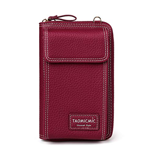 - Lightweight Small Crossbody Bag Cell Phone Purse Wallet for Women Roomy Shoulder Bag