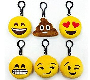 Llavero Emoticono - Ideal Para Detalles de Bodas, Comuniones ...