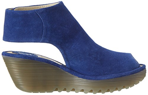Fly Londra Damen Yone642fly Pumps Blau (blu 012)