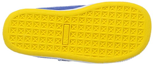 Pictures of PUMA Baby Minions Basket Wrap Statement Leather 36408801 7
