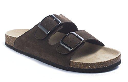 Aldo Rossini Mens Bona-2 Glid Sandal