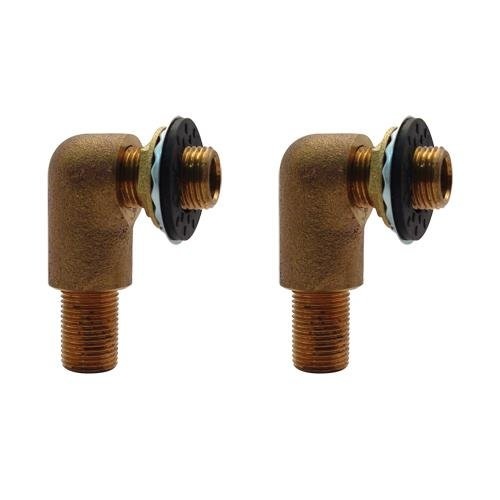 Encore Plumbing - KL40-2020 - Wall Mount Faucet Installation (Faucet Installation Kit)