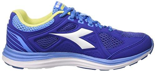 de Bleu Blu Azzurro Nautico Diadora Running Heron Chaussures Blu W Femme 2 4WnBTHq