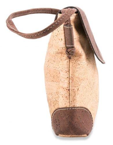 Damenhandtasche, Umhängetasche aus Kork