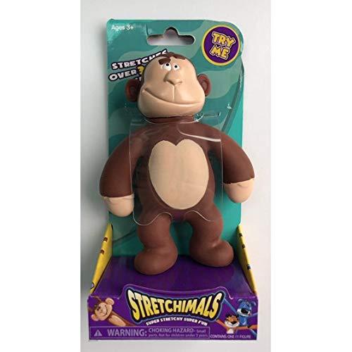 Stretchimals Yanky Monkey 5.5 Animal Stretch Toy