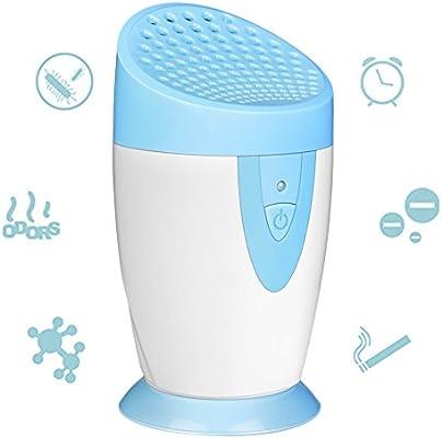Yunhigh Ionic purificador de Aire Filtro Funciona con Pilas Nevera ...