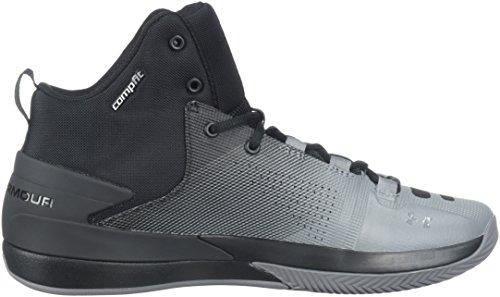 005 Under Armour 3000087 black 001 Sneaker Rocket 3 Multicolore Uomo wUfIpqUxP