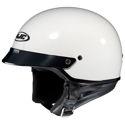 HJC Helmets CS-2N Helmet (White, X-Large) - Hjc Cs Air Helmet