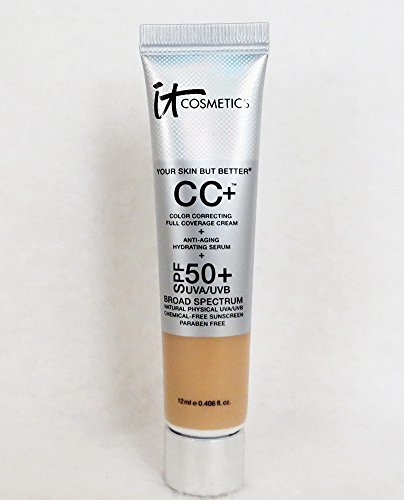 It Cosmetics Your Skin But Better™ CC Cream with SPF 50+ Travel Size Light 0.406oz