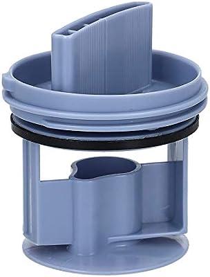 Filtro de pelusas Cedazo de filtro de pelusas Tapón de cierre Tapa de la bomba Filtro para lavadora Siemens de Bosch 00647920 647920