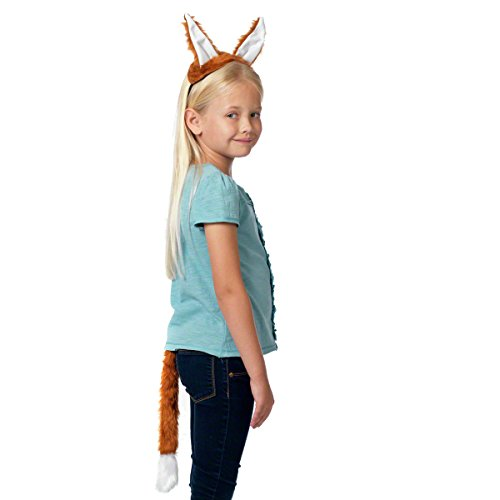 Fox Ears and Tail Set for Children ()