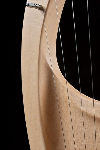 Auris - Pentatonic Children's Harp - Seven (7) Strings by Unknown (Image #2)