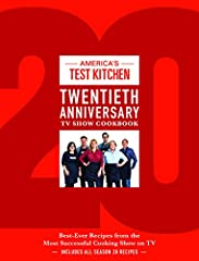 A special collection of the very best 500 recipes from two decades of the America's Test Kitchen TV show, plus all the recipes from the 20th season. Here are ATK's greatest hits, the most inventive and rewarding project recipes, classics reim...