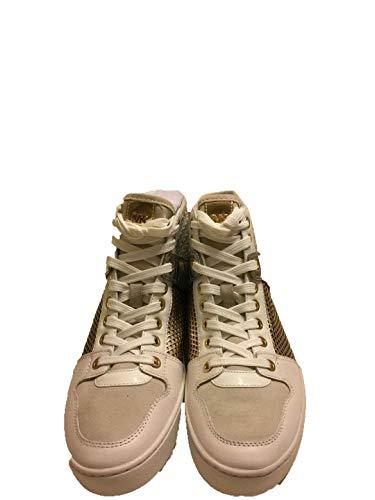 Michael Kors Matty Leather High-Top Sneaker (8.5) (Mens Kors Sneakers Michael)
