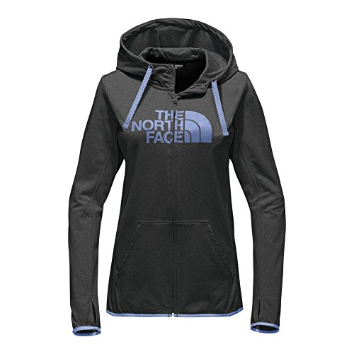 North Face Women's Fave Lite Half Dome Full Zip Hoodie TN...