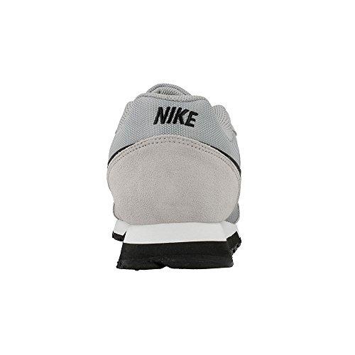 Nike 642767 401 - Zapatos unisex, color Gris-Negro