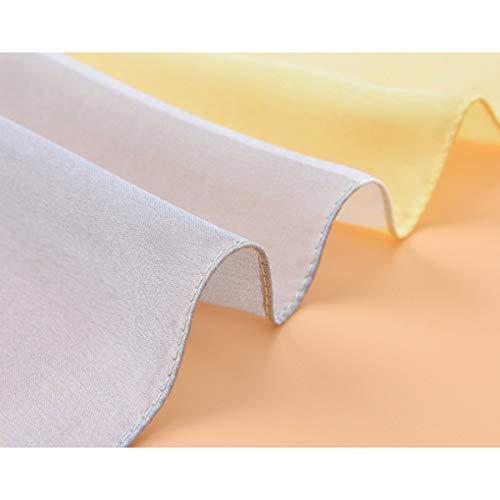 seda larga de colorida bufanda suave bufanda mant Aisi Pqf4Hwgnx