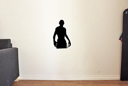 Silhouette Monster Dead Horror Vinyl Wall Decals Halloween