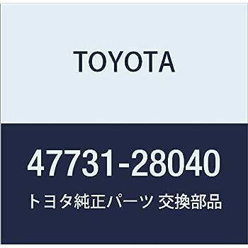 Toyota 47731-04040 Disc Brake Caliper Piston