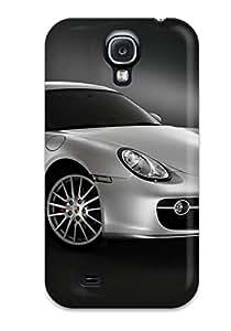 For Galaxy S4 Premium Tpu Case Cover Porsche Cayman Protective Case