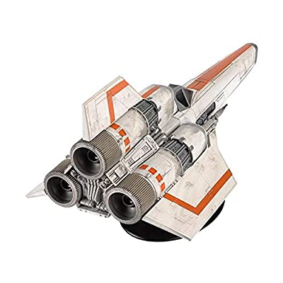 Hero Collector | Battlestar Galactica Collection | Viper Mk I (TOS) with Magazine Issue 4 by Eaglemoss: Toys & Games