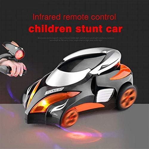Infrarouge Tracking Stunt Car électronique Jouet télécommande de Voiture avec Son et Lump RC Voiture pour Les garçons Holiday Toy Anniversaire