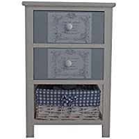 The Urban Port Exclusive Wood Cabinet