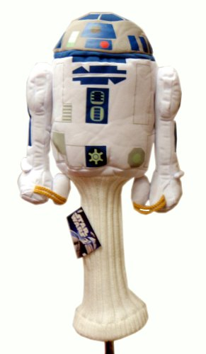 Star Wars R2D2 460cc Driver Golf Head Cover (Golf Driver Head Only compare prices)