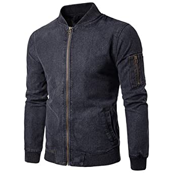 Taylor Heart New design Casual Slim Mens Denim Jacket Brand Mens Zipper Bomber Jacket Men Cowboy