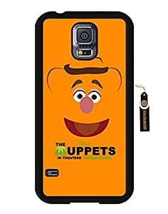 Classic Design Samsung Galaxy S5 I9600 Funda Cover, Disney Cartoon Characters The Muppets Anti-drop Durable Bumper Case Cover