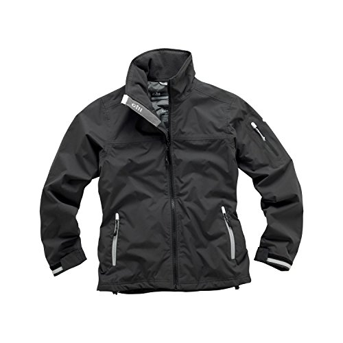 Gill Ladies Crew Jacket in Graphite 1041W
