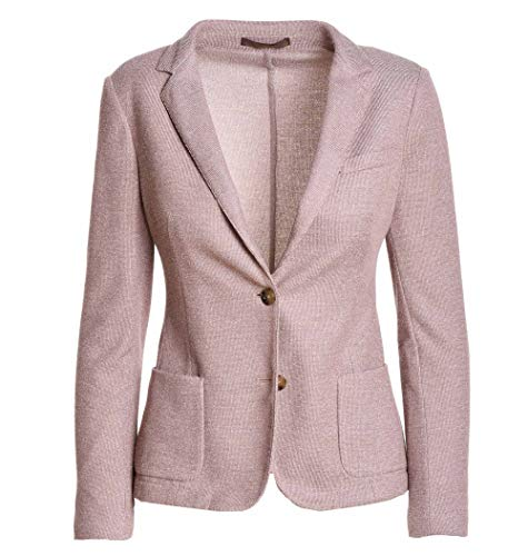 Blazer Eleventy Donna Cotone Rosa 980Ja3003jac2303526 7TdTpq