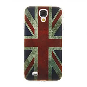 JAJAY-UK Flag Pattern Plastic Protective Hard Back Case Cover for Samsung Galaxy S4 I9500