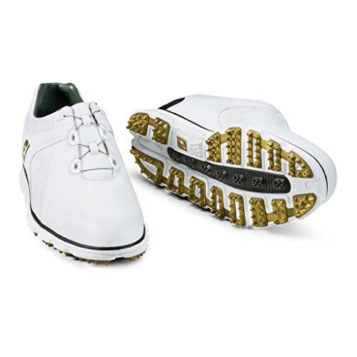 FootJoy Pro SL BOA Golf Shoes 53596 White/Black - 9 Medium