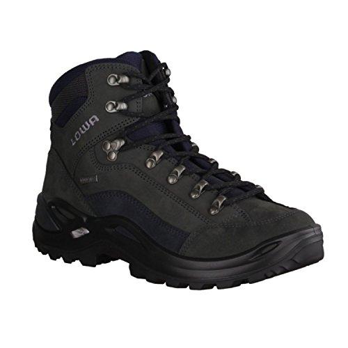 Velcro Gtx Oscuro Lowa De Para Gris Hombre Zapatilla Mid Renegade qPBz5xBX