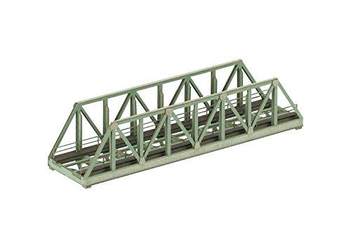 Single-Track Girder Bridge -- Laser-Cut Card Kit