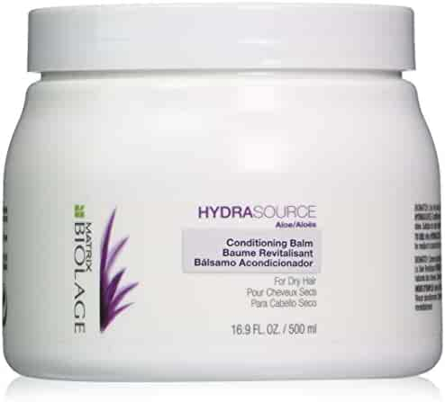 BIOLAGE Hydrasource Conditioning Balm For Dry Hair, 16.9 Fl. Oz.