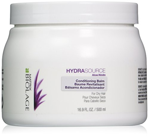 Biolage Hydrasource Conditioning Balm For Dry Hair, 16.9 Fl. Oz.