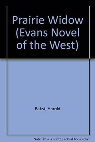 book cover of Prairie Widow