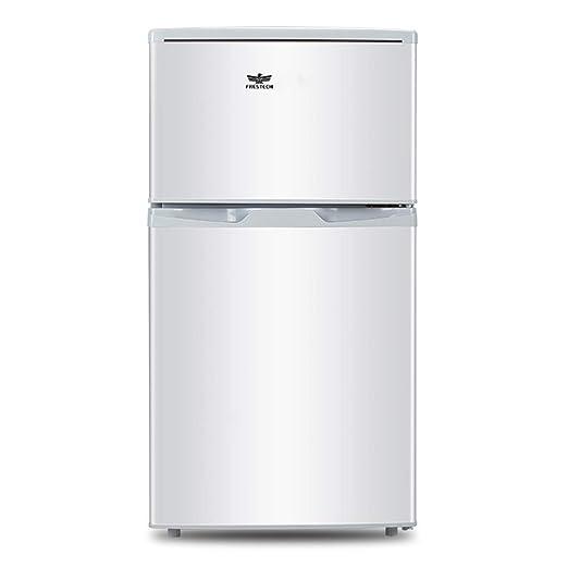 refrigerator Mini Congelador Compacto De Doble Puerta con Pie Y ...