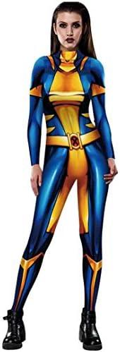 Tsyllyp Halloween Cosplay Bodysuit Jumpsuit product image