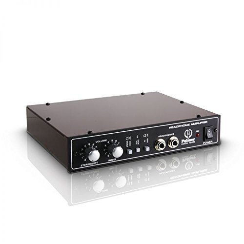 Palmer PHDA 02 Reference Class Headphone Amplifier ()