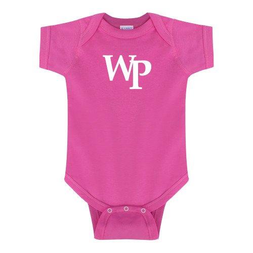 meet 972ad 31e7b Amazon.com : CollegeFanGear William Paterson Fuchsia Infant ...