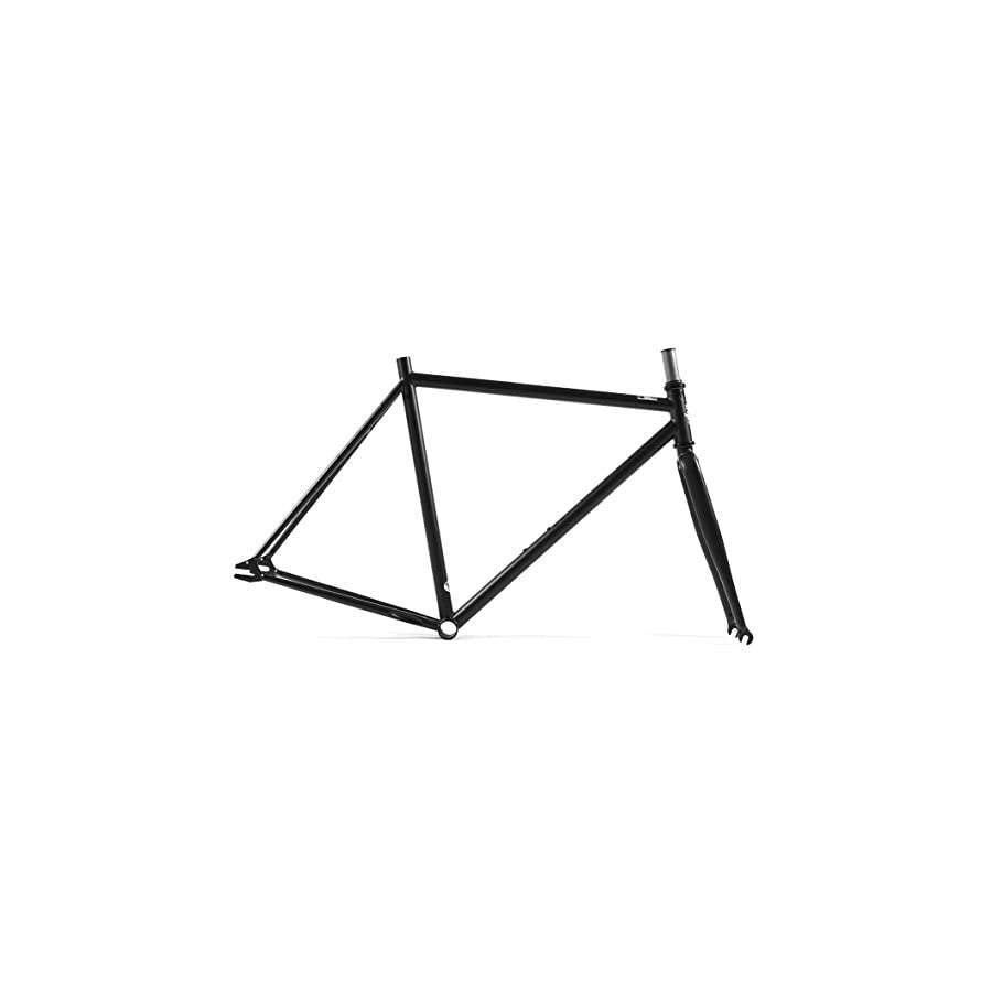 State Bicycle Co. Fixed Gear Fixie Chromoly Frame Fork Set