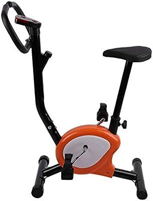 Homgrace Bicicleta Estática Plegable para Fitness con Magnético ...