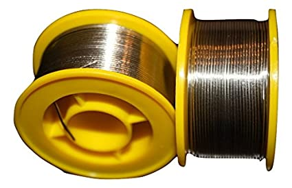 Updated 400g 1mm Welding Wire 60//40 Rosin Core Solder 2.0/% Tin Lead Soldering