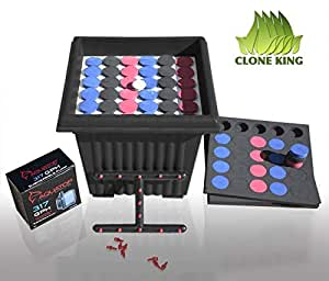 Clone King 36 Site Aeroponic Cloning Machine (2 Pack) (10)