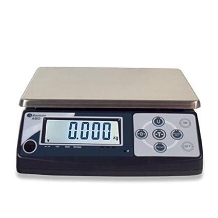 10kg//1G Balance digital baxtran s/érie Abd
