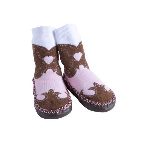 Jazzy Tær - Tøfler: Cowgirl Boots (12-18m)